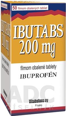 IBUTABS 200 mg