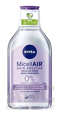 NIVEA Micelárna voda MicellAIR Sensitive