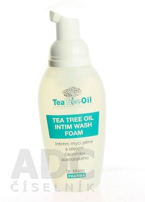 Dr. Müller Tea Tree Oil INTÍMNA UMÝVACIA PENA