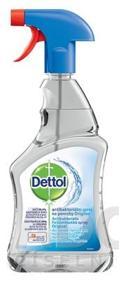 Dettol antibakteriálny sprej na povrchy Originál