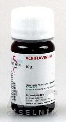 Acriflavinum - FAGRON