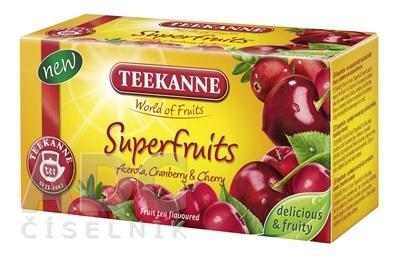 TEEKANNE WOF Superfruits