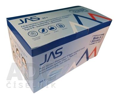 JAS Re Zdravotnícke rúško 3-vrstvové Typ II R