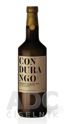 HERBADENT Condurango - Digestiv sladové víno