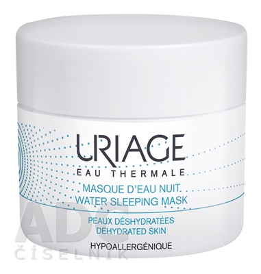 URIAGE EAU THERMAL SLEEPING MASK