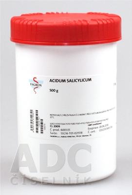 Acidum salicylicum - FAGRON