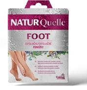 NATURQuelle FOOT Exfoliačné ponožky