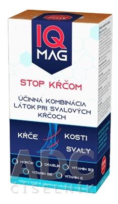 IQ MAG STOP KŔČOM