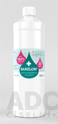 SANILON čistiaci antibakteriálny gél na ruky