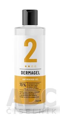 DERMAGEL - Antimikrob gel