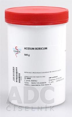 Acidum boricum - FAGRON