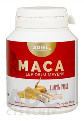 ADIEL MACA 100% Pure