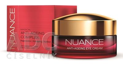 NUANCE ANTI-AGEING COMPLEX očný krém