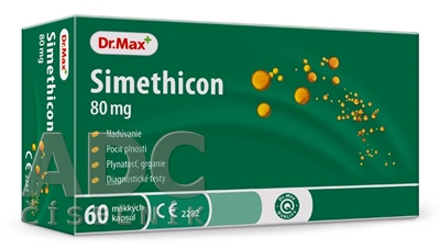 Dr.Max Simethicon 80 mg