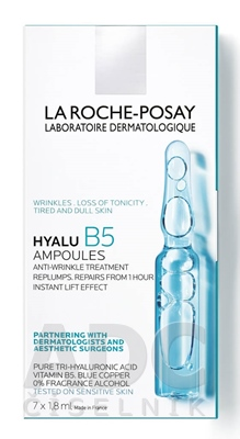 LA ROCHE-POSAY HYALU B5 AMPOULES