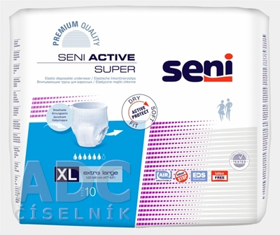 Seni ACTIVE SUPER Extra Large