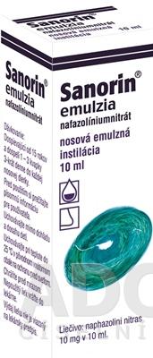 Sanorin emulzia