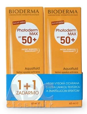 BIODERMA Photoderm BALÍK MAX SPF50+ Aquafluid