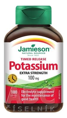 JAMIESON DRASLÍK 100 mg  S POSTUPNÝM UVOĽŇOVANÍM