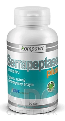 kompava SERRAPEPTASE plus