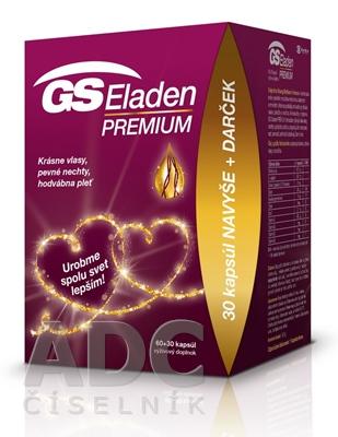 GS Eladen PREMIUM darček 2020