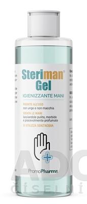 Steriman Gél – dezinfekčný gél na ruky