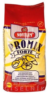 PROMIX-FORTE, silná bezlepková múka