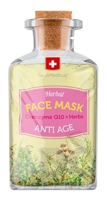 SwissMedicus Herbal FACE MASK ANTI AGE