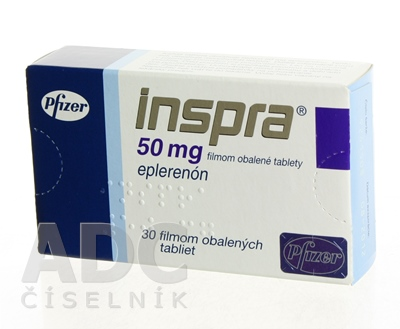 INSPRA 50 mg
