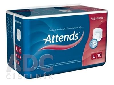 ATTENDS Adjustable 10 L