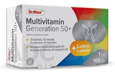 Dr.Max Multivitamin Generation 50+