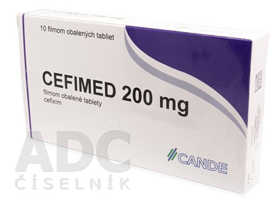 CEFIMED 200 mg