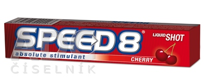 SPEED 8 CHERRY