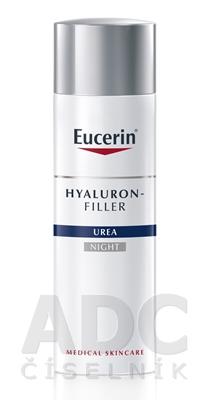 Eucerin HYALURON-FILLER UREA nočný krém