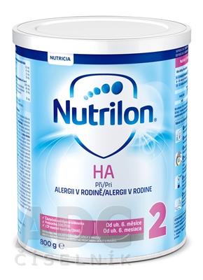 Nutrilon 2 HA