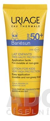 URIAGE BARIESUN KIDS LOTION SPF50+