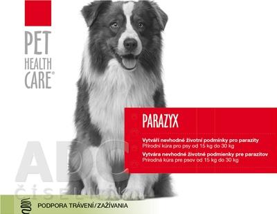 PET HEALTH CARE PARAZYX