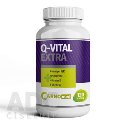 CarnoMed Q-VITAL EXTRA