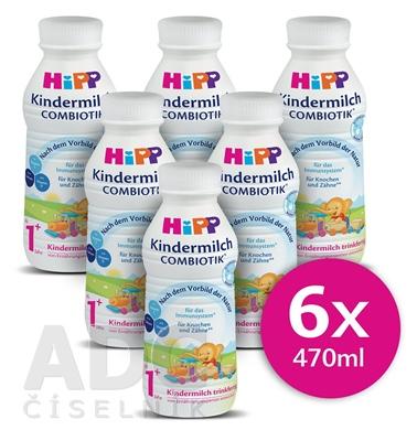HIPP Junior Combiotik 1+