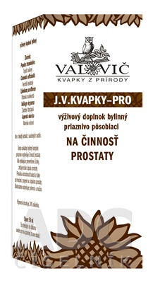 J.V. KVAPKY - PRO
