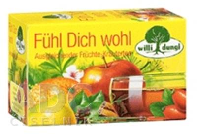 Willi dungl FUHL DICH WOHL