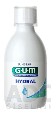 GUM HYDRAL ústna voda