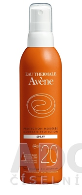 AVENE SPRAY SPF20 (PROTECTION MODÉRÉ)