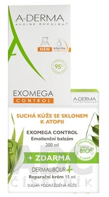 A-DERMA EXOMEGA CONTROL BAUME EMOLLIENT (Akcia)