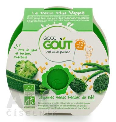 Good Gout BIO Brokolica,cuketa,fazuľky s tarhoňou