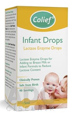 Colief Infant Drops Lactase Enzyme