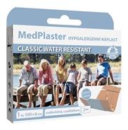 MedPlaster Náplasť CLASSIC WATER RESISTANT
