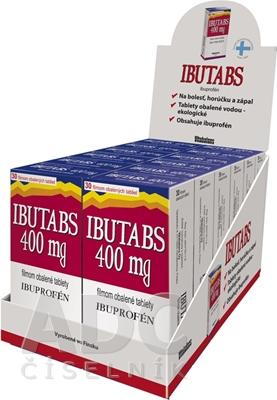 IBUTABS 400 mg DISPLEJ