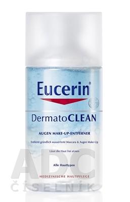 Eucerin DermatoCLEAN odličovač