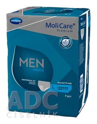MoliCare Premium MEN PANTS 7 kvapiek L